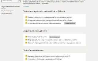 Что такое Яндекс Протект — как его включить, выключить или настроить
