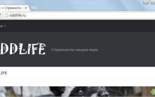 Google Chrome — управление закладками в браузере