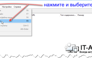 Где находится кэш браузера Chrome, Firefox, Яндекс, Opera, Internet Explorer?