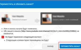Администратор YouTube канала. Как дать доступ к Ютуб каналу