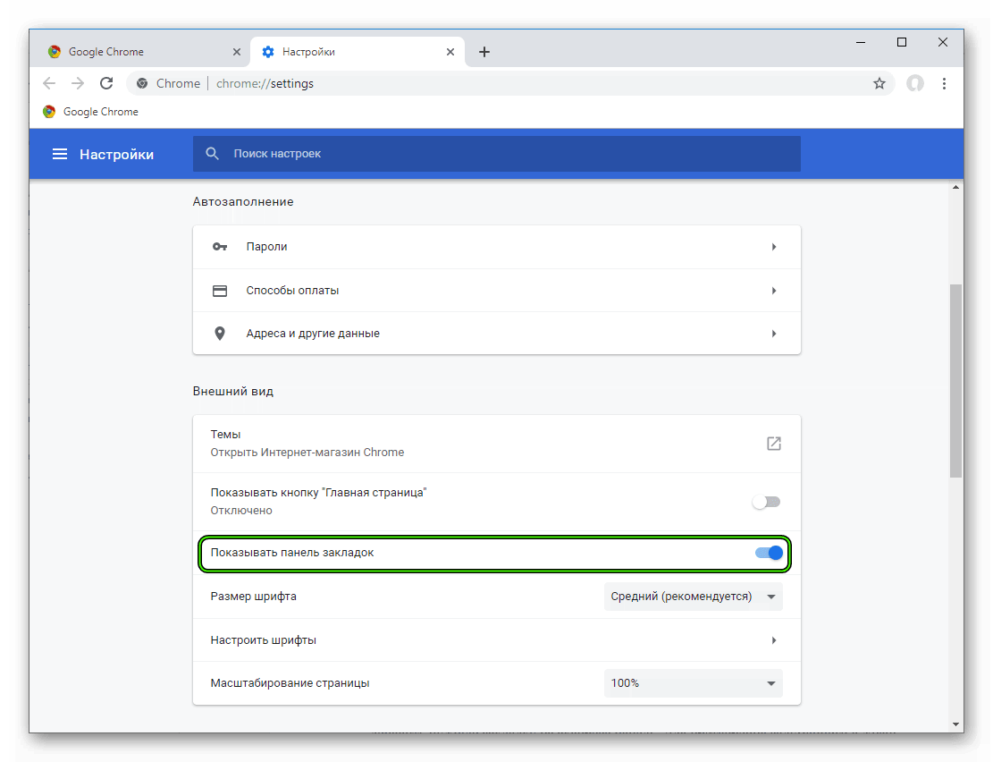 Optsiya-Pokazyvat-panel-zakladok-na-stranitse-nastroek-Google-Chrome.png