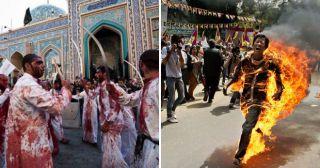 Топ-25 самых жутких ритуалов разных народов мира