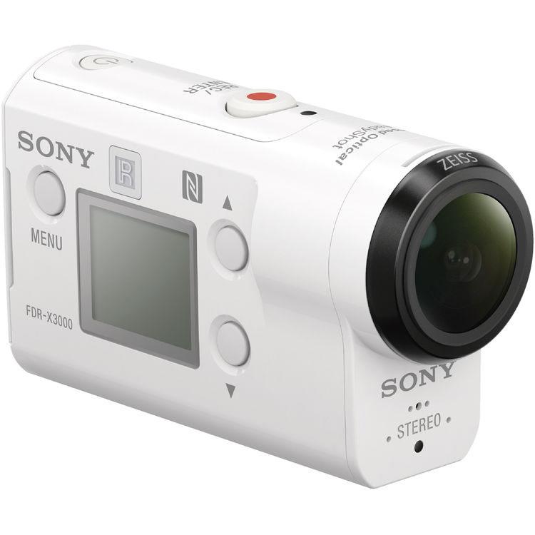 Sony FDR-X3000 без чехла