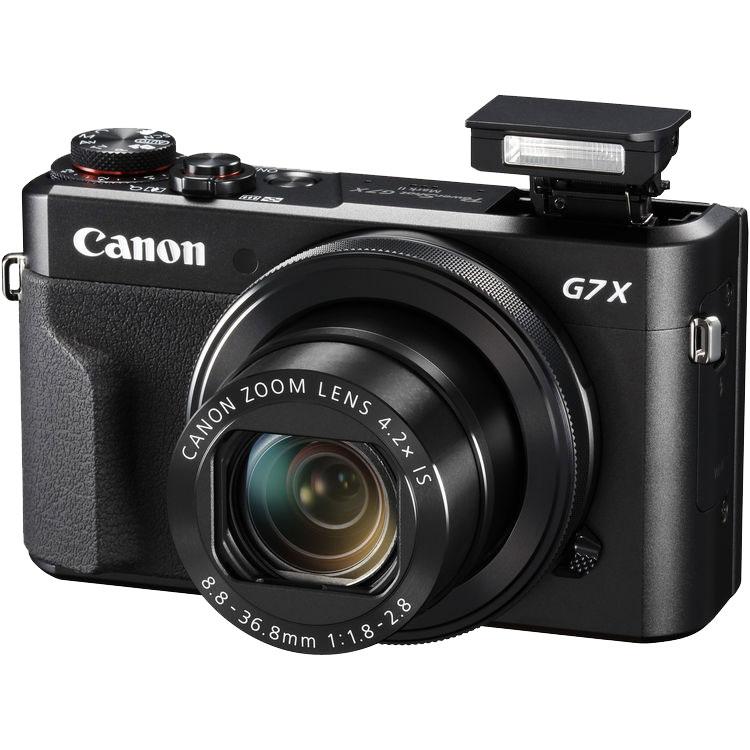 Камера Canon Power Shot G7 X Mark II